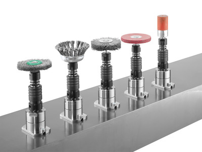 Robot Deburring Spindles - Accessories
